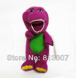 Wholesale New Barney Singing Plush Doll cm I LOVE U kids toy High Quality