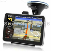 car gps - Cheapest inch car GPS Navigation System car navigator M GB Hebrew Arabic Turkish Naivtel Russia Ukraine Belarus Kazakhstan