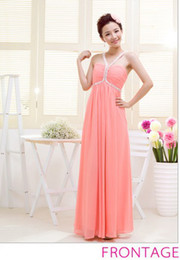 Wholesale New Arrive Sexy Charming V neck pregnant women With Beading Chiffon skirt fashion recreational skirt maternity dress