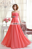 Wholesale New Arrive Sexy Charming Sweetheart pregnant women With Crystal Chiffon skirt fashion recreational skirt maternity dress