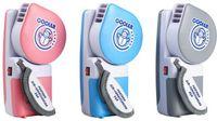 Wholesale colors Mini Handheld Air Conditioner Portable Cooling Fan Snowman USB Small Fan