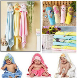 Wholesale Retail Baby Infant Newborn Holding Sleeping Bedding Blanket Swaddle Coat Lovely Cute Cartoon Soft Cotton Multi Use
