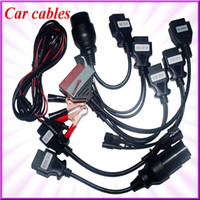 Wholesale 2013 Hot sales car cables for tcs cdp pro connectors cdp obd2 cables including for Audi for BMW for Benz