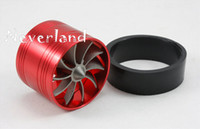 Turbochargers   Neverland Single Air Intake Gas Fuel Saver Turbine Turbo charger Kits