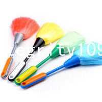 Vacuum Cleaner Keyboard  Candy color multi-purpose computer keyboard dust cleaning brush wool brush 4pcs lot