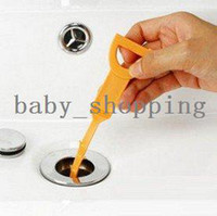 Wholesale Clean hook to clear the sewer drains household wash basin outfall pipe cleaning machine manually dredge B07