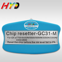 Wholesale GC31 chip resetter for Ricoh Gx e7700 n N N Printer