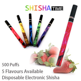 Wholesale disposable Shisha Pens Shisha Pipes Sticks I Hookah Vapor Shisha Time