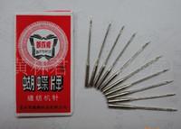 al por mayor china cose el envío libre-Agujas libres del envío # 14 para la máquina de coser, marca de fábrica famosa china original de la mariposa con la mejor garantía de la calidad