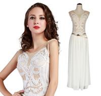 2013 Fashion Sweet fairy skirt women chiffon dress long casu...