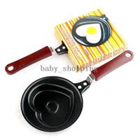 Wholesale Min order is mix order love omelette pan heart pan mini egg mould flapless