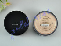 Wholesale Hot New makeup Minerals Foundation Original Mineral Veil g NEW Click Lock Highest quality