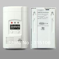 Wholesale Combustible Gas CO Monoxide Gas Detector LPG LNG Gas Leak Sensor Warning Alarm