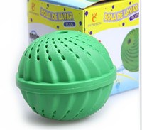Wholesale New Eco Anion Allergies Asthma Laundry Cleaning Cleaner Organic Wash Washing Ball