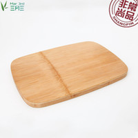 Cheap Free Shipping Bamboo bamboo panel cutting board chopping board blades antibiotic zzbw-21 crack ellipse