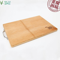 Cheap Free Shipping Bamboo cutting board fruit plate cooked plate pinacoidal 0 gumtrees 0 full bamboo antibiotic zzb93 crack