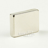 Wholesale 20 Super Strong Block Cuboid Magnets mm x mm x mm Toy Rare Earth Neodymium