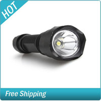 Wholesale 10pcs Mini C8 CREE XM L T6 LED Flashlight Torch