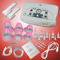Cheap Best Effective Vacuum Breast Enlargement Pump enhancement Body Shaping Bust Enhancer Massager Beauty Machine IB8080