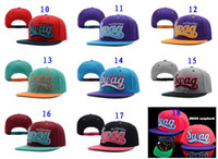 Wholesale Swag Snapback Hats Top Quality Snapback Hats Sports Snapback hats For Man And Women Adjustable Ball Caps Can Mix Order Free Ship