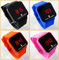 Cheap Fashion LED Touch Screen Best Unisex Touch Screen LED Digital  Digital Watch