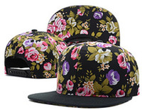 Wholesale 2013 New arrive Flower blank Snapback Hats Custom Any your own Design Classical Snap Back over styles contact us for more