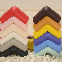 Wholesale Baby Care Soft Children Safety Products Bull Horns Desk Horns Protection Drop Shipping HC002