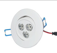 Wholesale W Led ceiling light White shell Years warranty Cold warm white CE amp ROHS Led indoor light