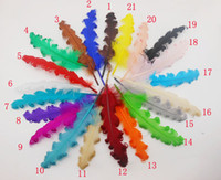 feathers - cm DIY Goose feather roll curly feathers Jewelry accessories feathers for craft