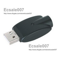 Wholesale 2013 New EGO USB Charger Wireless No Cable DC V mA E cigarette Electronic Cigarette for EGO T EGO F EGO W