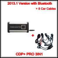 Code Reader For Audi cdp 2013 Release1 Auto CDP Pro for Cars Trucks Generic with keygen in CD Auto tcs cdp pro com + Bluetooth cdp pro with car cables