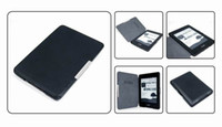 Wholesale K amp M Amazon Kindle Paperwhite Leather Cover Onyx Black does not fit Kindle or Kindle Touch