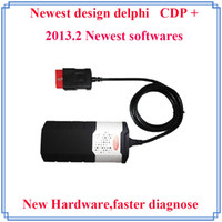 Car Diagnostic Cables and Connectors For Honda cdp Newest Version Quality A+ DELPHI CDP+ pro LED 2013 .3 released software CAR and TRUCK with keygen software DS150E VCI