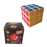 Big Kids rubik's cube - High Quality Smooth Rubik s Cube Popular Puzzle Magic Game Toy Adult Children Educational Toys No Stickers