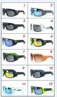 Wholesale 10pcs AAA quality fashion TOURING SPY3 sunglasses Leisure fashion sunglasses color optional Sunglasses with original packaging
