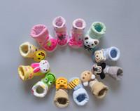 Wholesale 30 off Newborn socks baby socks cotton baby socks stand three dimensional body doll socks baby socks sock shop pairs CR