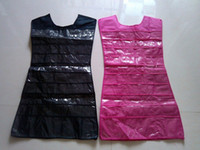 Wholesale 2013 new arrived Storage Bag Hanging Jewelry Organizer two sides fashion black and pink colour opp packing