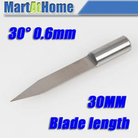 Wholesale mm Carbide Extra Long CNC Engraving V Bits CNC Router Cutting Tool Deg mm SM563 CF