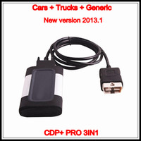 Wholesale NEW Design Release1 TCS CDP Pro IN auto with keygen tcs cdp Diagnostic interface for Cars Trucks Generic