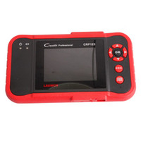 Wholesale sets Launch Creader Professional CRP123 Auto Code Reader launch CRP OBD Scan Tool by DHL