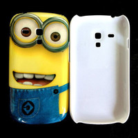 Cheap Plastic Despicable Me Minions Best For Samsung For Christmas Hard back case