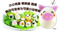 Wholesale 5pcs Animal eggs shaper DIY Sushi onigiri Egg Moulding Animal Shaper Mold Maker Cooker Tool kitchen assistant