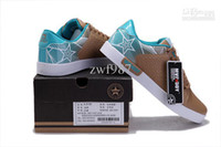 Wholesale A brown MVPBOY men s BanXie fashion Skate shoes mens skateboard shoes men sports sneakers