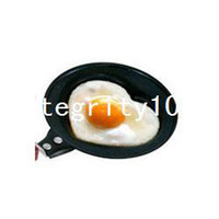 Wholesale Mini Lovely Heart Shaped Egg Fry Frying Pan Cook pan Non Stick No Pot Lids