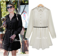 2013 Fashion Dresses Women' s Dresses chiffon lace stitc...