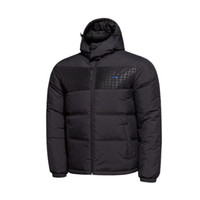 Wholesale Li ning football series man short down jacket AYMG179