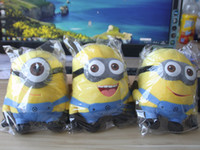 Wholesale Despicable ME Movie Plush Toy inch d eyes Minion Jorge Stewart Dave NWT with tags