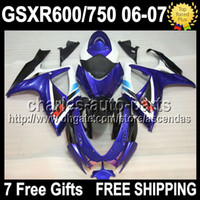7gifts+ Seat Cowl For SUZUKI GSXR 600 750 K6 06 07 GSXR750 GS...