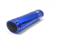 Wholesale Mini Portable LED Torch Flashlight For Camping Fishing Hiking