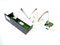 Wholesale SuperSpeed ports USB PCI Express x1 PCIE Card with Front Panel in Color box